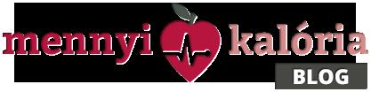 Mennyi Kalória blog - egészséges táplálkozás, fogyás, életmód