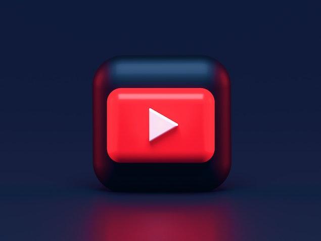 youtube logo - otthoni edzés